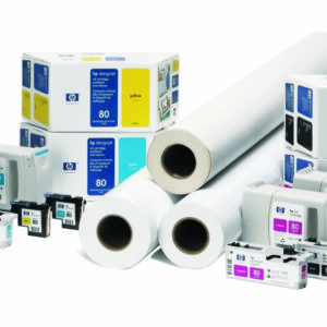 Wide Format Inkjet Consumables