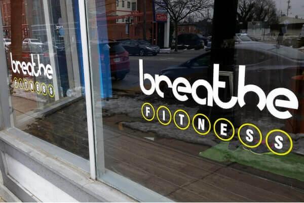 Storefront Window Decals