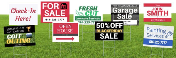 Corrugated Signs For Every Business