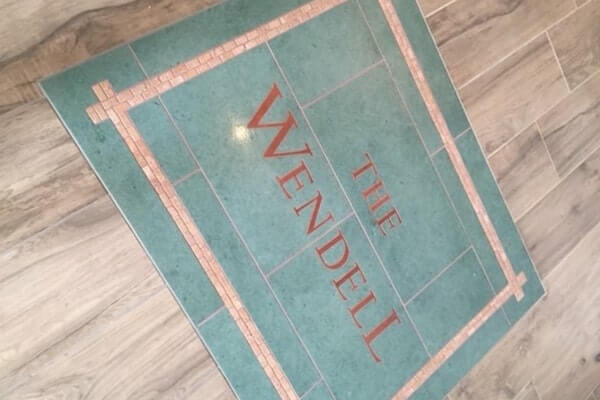 adhesive floor vinyl mate