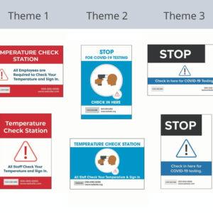 testing signage temp check-2