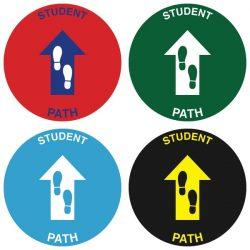 student path